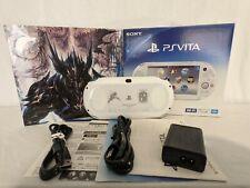 New listing Sony PlayStation Vita - Final Fantasy Xiv Heavensward Limited Edition very rare