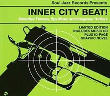 Inner City Beat Detective Themes Spy Music and Imaginary Thrillers Soul Jazz R