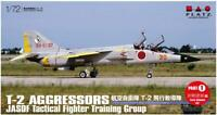 PLATZ 1/72 JASDF Tactical Fighter Training Group T-2 AGGRESSORS Kit w/ Tracking