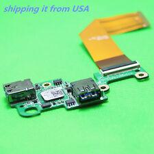 Genuine OEM Dell XPS 15 L502x DEPC1104001 USB Board & Flex Cable P/N: GRWM0