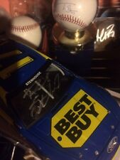 2013 Ricky Stenhouse Jr Autographed #17  Best Buy Ford Fusion 1/24