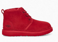 NIB UGG Women's Neumel Boots in Red