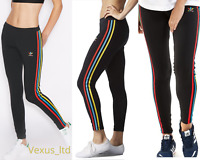 Adidas Women,s 3-stripe Multicolour Tights