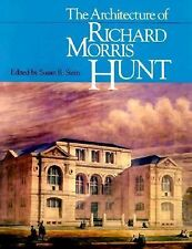 The Architecture of Richard Morris Hunt, Art, Architecture, Printed Books,, , Ve
