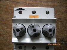 Lindner Linozed Sicherungssockel D01 od. D02 Schraubsicherung 16A od. 63A 400V