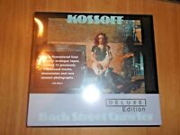 Paul Kossoff - Back Street Crawler ; ultra-rare deleted 2-CD Deluxe Edition ,NEW