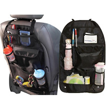 Obecome Car Backseat Organizer for Baby Travel Accessories and Kids Toy Storage,
