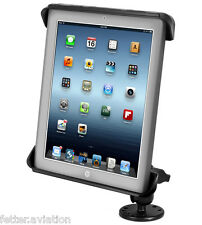 RAM Flat Surface Mount fits iPad Original Size with/without Sleeve, Lt Duty Case