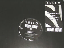 "12"" - Yello ‎Fluke Mixes Plus The PreMix (By Yello) 1994 MINT # cleaned"