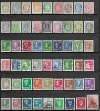 Norway Collection All Pre 1941