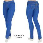 ELENPRIV FA007CR-04 jeans/denim pants color4 for Barbie Curvy MTM Collector doll