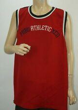 Vintage Fubu Athletics Basketball Jersey Red White B 00006000 lue Mens 3X