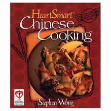 USED (GD) Heart Smart Chinese Cooking by Stephen Wong