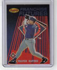 2001 BOWMAN'S BEST **FRANCHISE FUTURES** TRAVIS HAFNER INSERT CARD