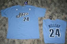 ADIDAS UTAH JAZZ PAUL MILLSAP JERSEY T SHIRT XXL 2XL XXLARGE