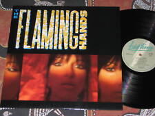 THE FLAMING HANDS Debut Album - 1984 Oz Rock/New-Wave LP - Stylus, INXS