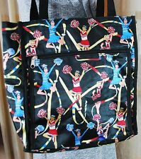 CHEERLEADING PURSE TOTE - Large Carry-All - CHEER BAG