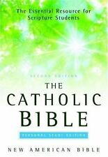 The Catholic Bible, Personal Study Edition: New American Bible (Nab)
