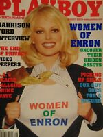 Playboy August 2002 | Women of Enron Christina Santiago Tenison Twins #1153+