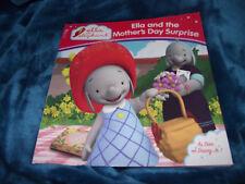 BRAND NEW Book Disney Junior Ella the Elephant Ella & the Mother's Day Surprise