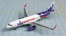 JC WINGS HK Express A320-200 Sharklets B-LCC w/Stand 1:200 JC2HKE474