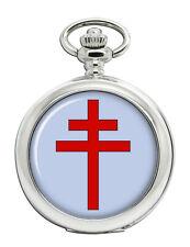 Patriarchal Cross Pocket Watch