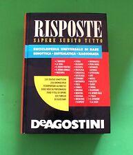 Risposte - Ed. DeAgostini 1993 - Enciclopedia