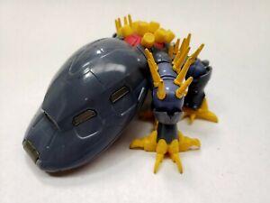 Bandai 2002 G Gundam Ultimate Mobile Fighter Dark Devil Gundam INCOMPLETE PARTS