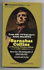 Dark Shadows Barnabas Collins A Personal Picture Album 1st print December 1969