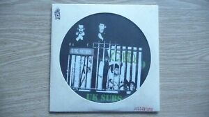"""U.K.SUBS - C.I.D 7"""",Picture Disc,Numbered of 500 Punk Rock,Ruts,Damned,Motorhead"""