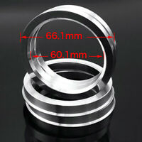 Set 4x Spigot Rings 75,0-66,1 Car Alloy Wheel Hub centric space 75.0 to 66.1 mm