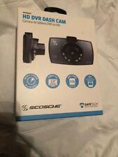Scosche Ddvrst Hd Dvr Dash Cam - Brand New