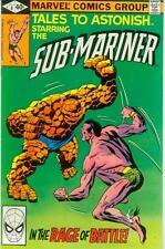 Valle to Astonish (2nd Series) # 8 (ristampe Sub-Mariner # 8) (USA, 1980)