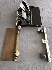 Support pour fixation Pédaliers V3/V2/V1 FANATEC sur siège PLAYSEAT ou autres.