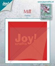 JOY CRAFTS Die Cutting & Embossing Stencil - MILL - MAKING FLOWERS  6002/0433