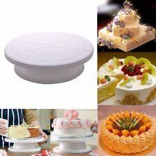 28cm plateau plaque tournant gâteau présentoir support pâtisserie décoration