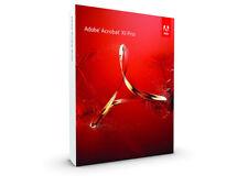 Adobe Acrobat Xi 11 Pro Professional MAC deutsch Box Vollversion MWST