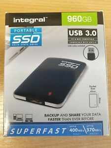 INTEGRAL 960GB PORTABLE SSD