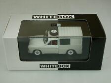 White Box 1/43 Syrena 105 Bosto 1972 Delivery Lieferwagen mit Box 513675