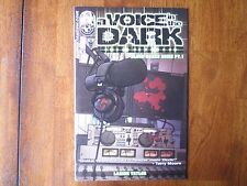 A Voice In The Dark #1 Top Cow Comics Rare 1st print 2013 Laramie Taylor VF/NM