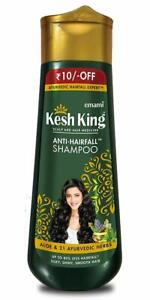 Kesh King Ayurveda Anti-Hair Fall Shampoo With Aloe & 21 Ayurvedic Herbs -50 ml