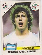 Panini sticker football World Cup 1990 #121 Nestor Ariel Fabbri Argentina