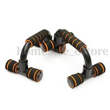 NEW 2pcs Push Up Bars Stand Handle Exercise Training Pushup Chest Arms Tools