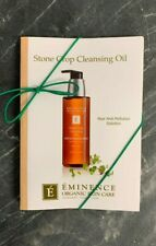 New listing Eminence Stone Crop Cleansing Oil 0.10oz (6 Samples Cards)
