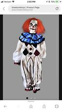 TRICK OR TREAT STUDIOS DEAD SILENCE MARY SHAW CLOWN DOLL PUPPET LIFE SIZED