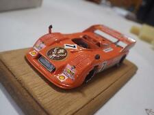 M.A.Scale Models (USA) Orange Porsche 917-20 Jagermeister Hockenheim 73 1:43 NIB