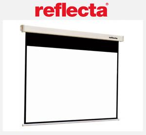 Rollo-Leinwand reflecta Crystal-Line - 200 x 159 cm - 4:3 (87681)