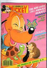 LE JOURNAL DE MICKEY n°1935 ¤ 1989 ¤ AVEC MINI-BD ET MINI-GUIDE n°5