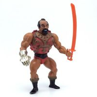 1983 Vintage He Man Jitsu MOTU Masters Universe Mattel Figure G177