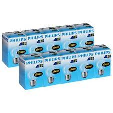 Philips Glühbirne Tropfen 25 watt E27 klar 10 St. 30600017 D